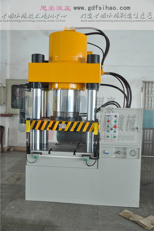 y61-500t四柱液压机 专业供应 全自动挤压液压机 质量可靠