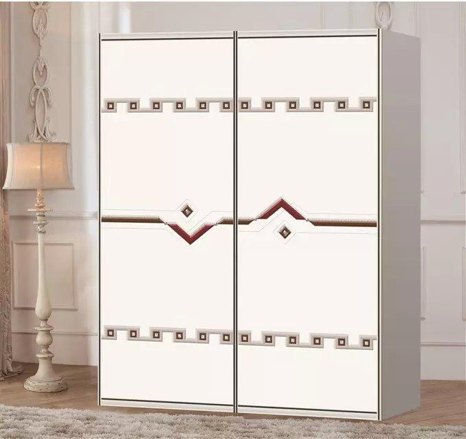 佳汇厂家供应雕刻,吸塑,镶钻木板衣柜门