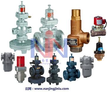 蒸汽减压阀的应用  良好的性能使得其被广泛应用于工业设备,锅炉系统图片