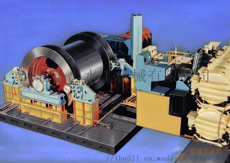 单吊点qpq40吨卷扬式启闭机,水利机械产品