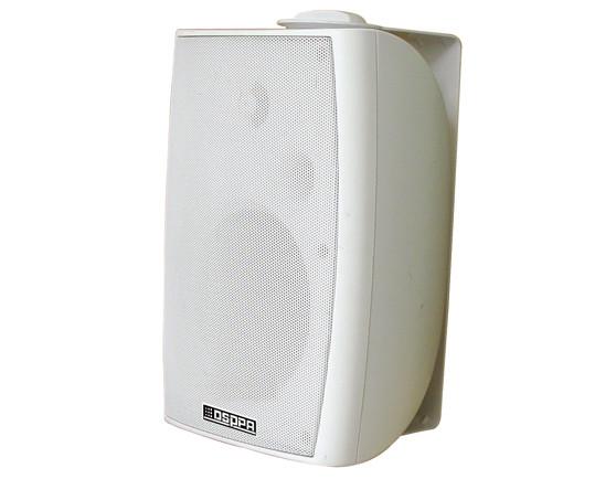 迪士普DSP6061B壁挂音箱 DSP6061W 公共广播系统音箱