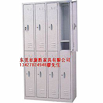员工更衣柜-更衣室衣柜-铁皮衣柜