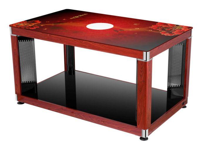 品牌电取暖桌---华仕德烤火桌2015新款上市 手