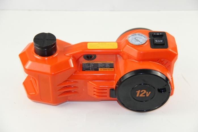 家用电动液压千斤顶 车载工具 充气泵图片