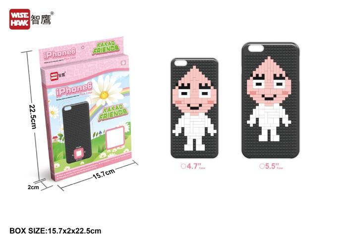 【iphone6/6s手机壳】智鹰韩国kakao friends系列手机