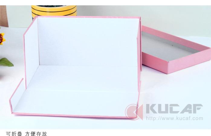 长方形包装折叠纸盒 ,彩色收纳环保纸盒 ,创意折叠包盒子图片