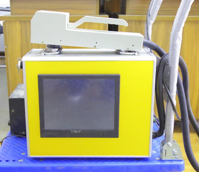 高能清扬 高效能200w激光清洗机