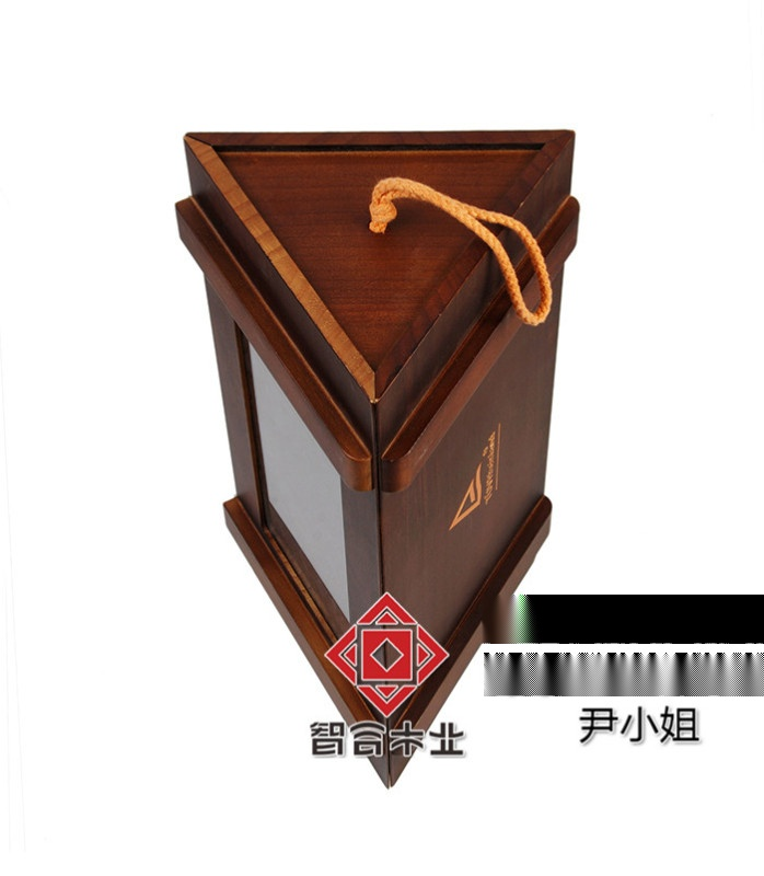 zh-011木制包装酒盒酒盒生产厂家名牌酒包装木盒木盒直销图片