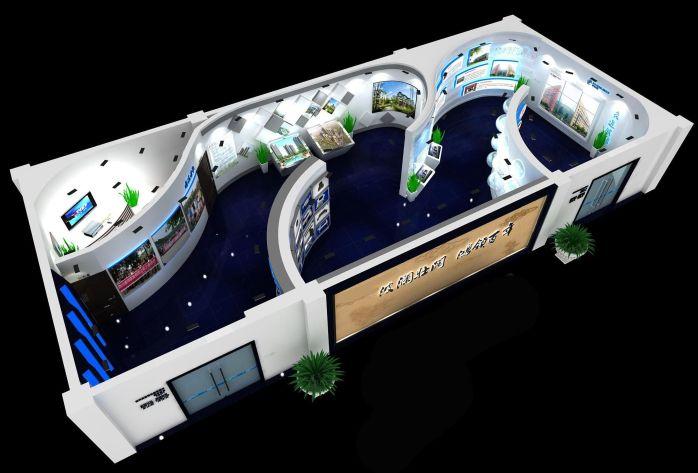 互动多媒体_互动展厅类 解决方案 多媒体互动展项 无缝大屏幕系统