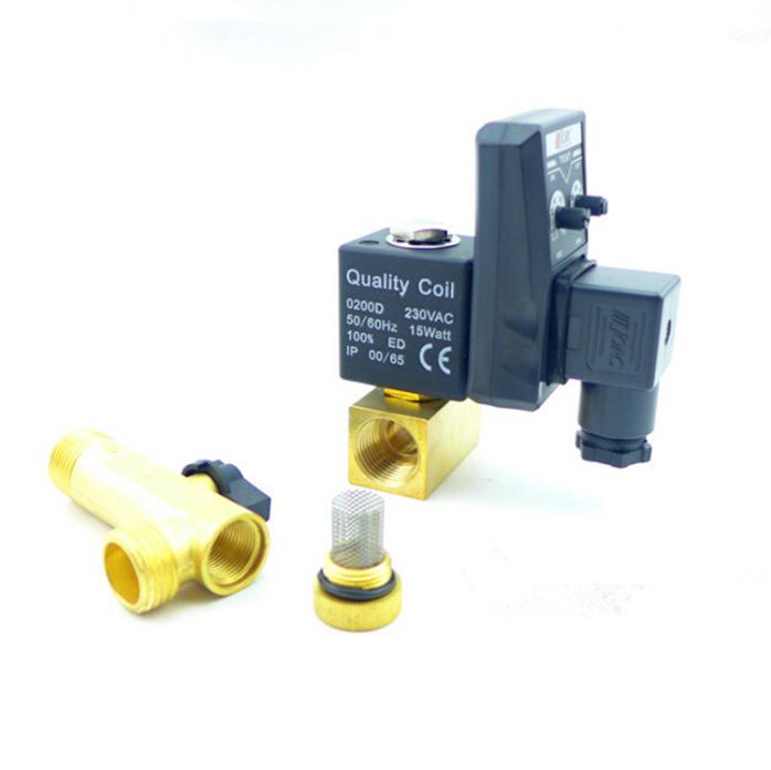 乔克(jorc)mic-a/b电子排水器 乔克电磁阀供应图片