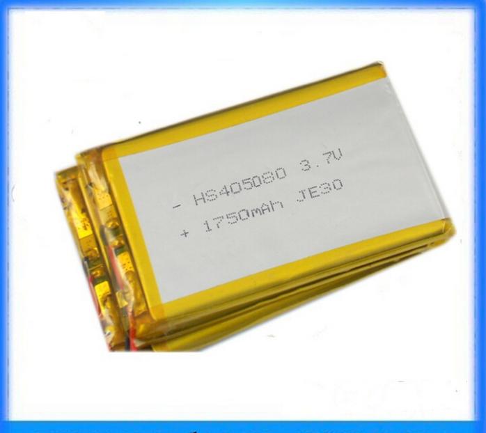 对讲机405080 1750锂电池聚合物锂电池【批发价格图片