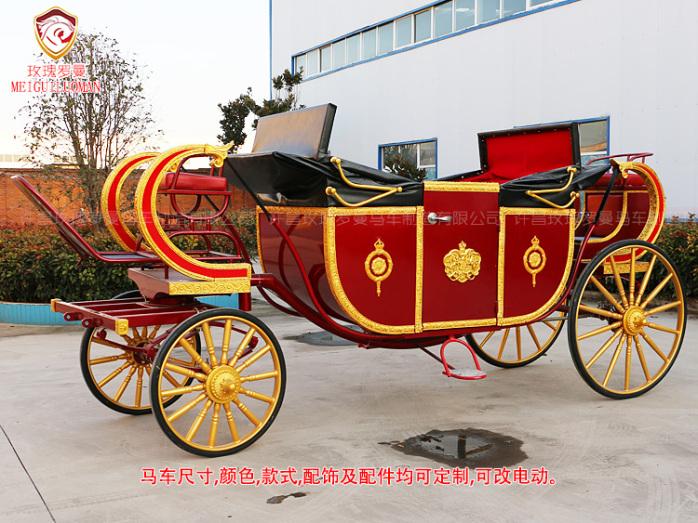 影视黄包车/马车道具,摄影拍照道具马车,婚礼花车马车及大型景观雕塑图片
