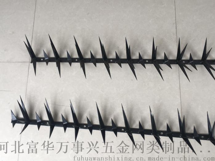 伞兵钩刺囹�a_大刺钉b,防爬网,防盗刺