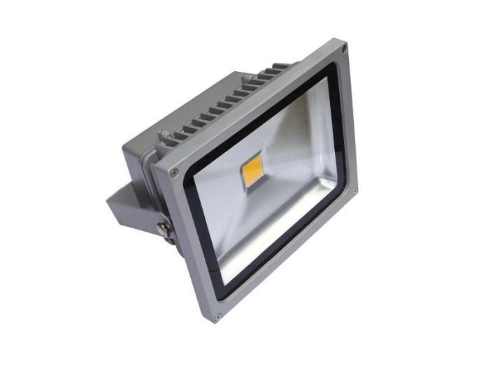 led投光灯十大品牌_长寿命大功率led投光灯品牌中山带感应新款投光灯10w20w30w