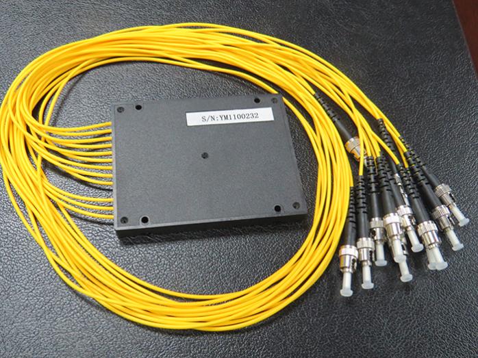 ���a�!n����xn�)_一次拉锥多模光纤耦合器 1xn (nxn) 分路器 熔融拉锥光功分器件