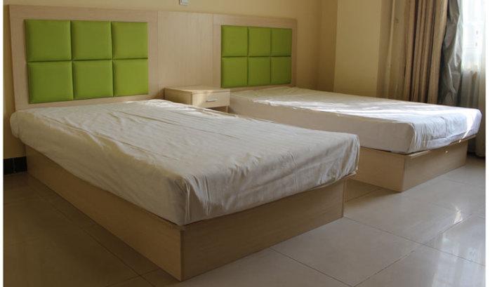 背景墙 房间 家居 酒店 设计 卧室 卧室装修 现代 装修 698_409图片
