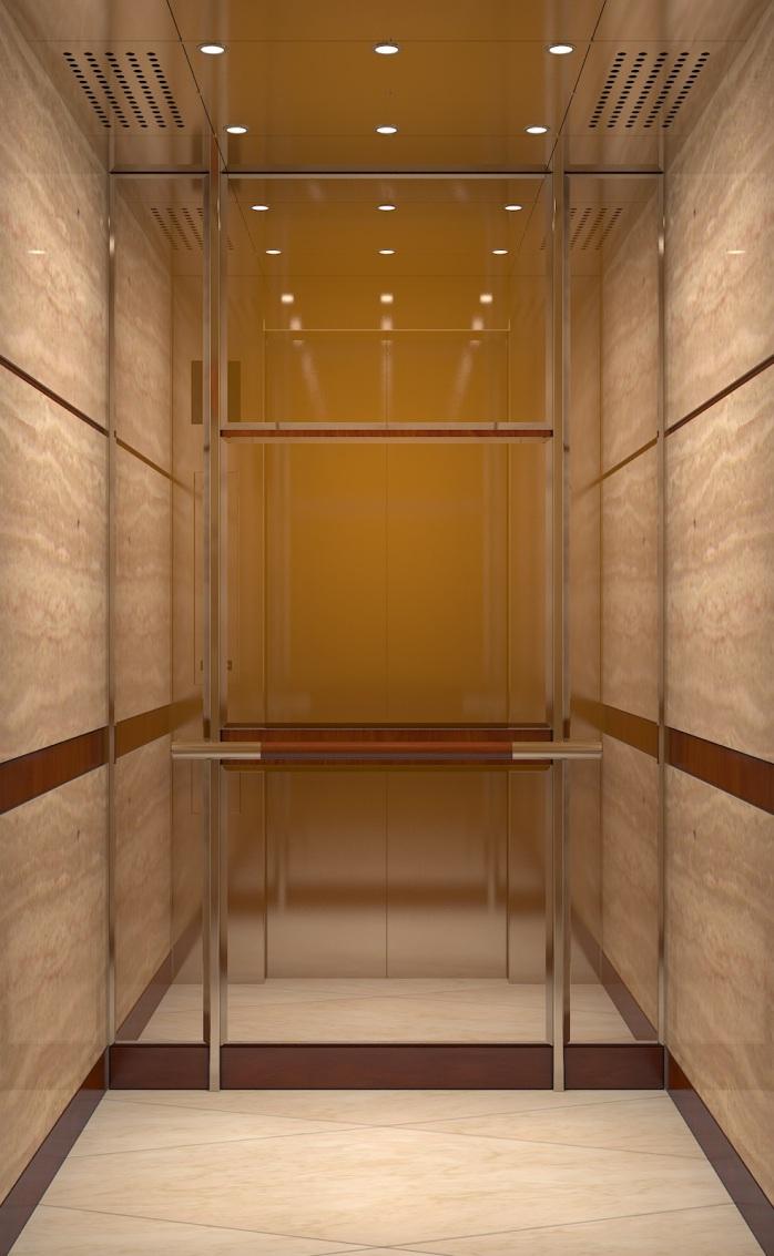 上海别墅梯电梯装潢