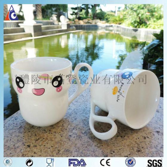 轻工日用品 杯具茶具酒具 普通杯子 新品创意 卡通可爱娃娃杯 萌版