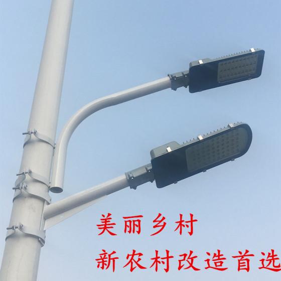 扬州双挑臂路灯(灯具安装高度为10米/6米)价格,扬州双挑臂路灯...
