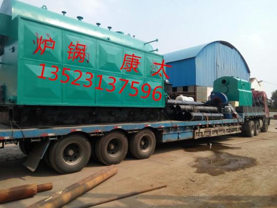 太康锅炉厂 节能环保生物质常压热水锅炉图片