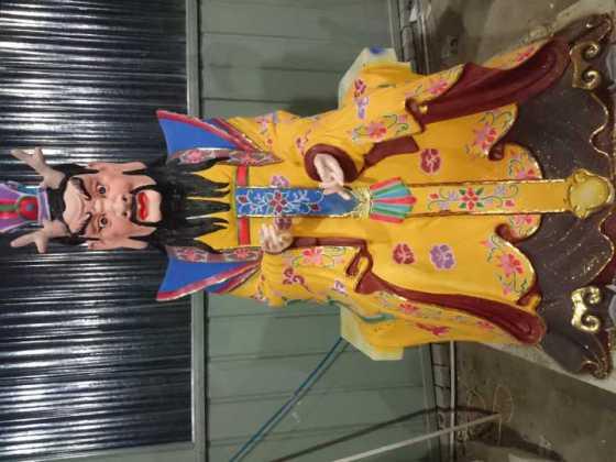 四海龙王雕塑2.3米