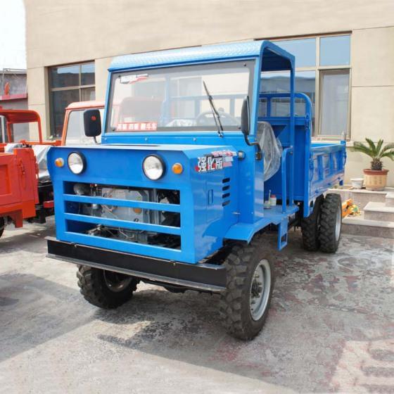 农用四驱柴油运输车 四驱四不像自卸车
