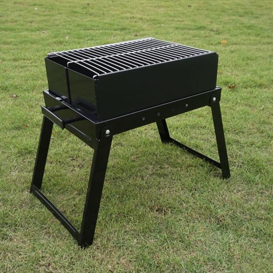 海德A826B 冷轧铁工艺户外烧烤工具烧烤炉