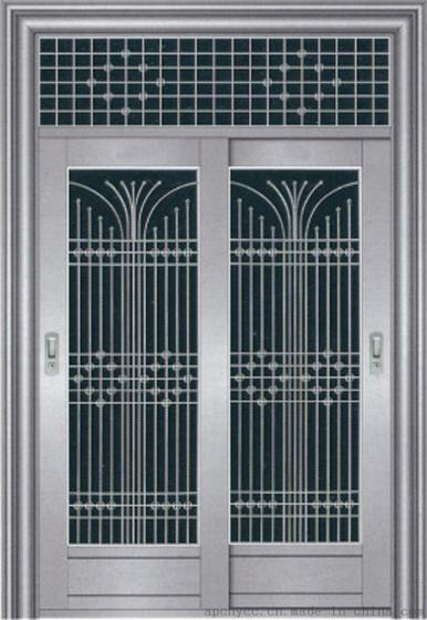 皇岗不锈钢防盗网防护网铝合金门窗隔音窗雨篷无框