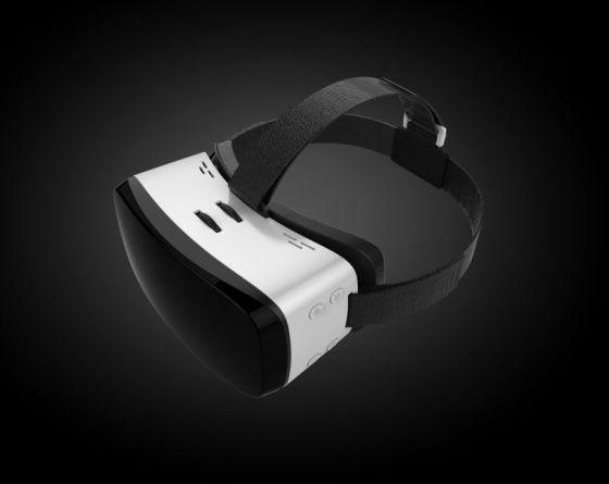 微智芯vr眼镜vr-h8,vr一体机,vr虚拟现实设备,头戴式显示设备图片
