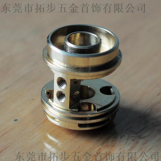电子烟雾化器五金配件、零件加工