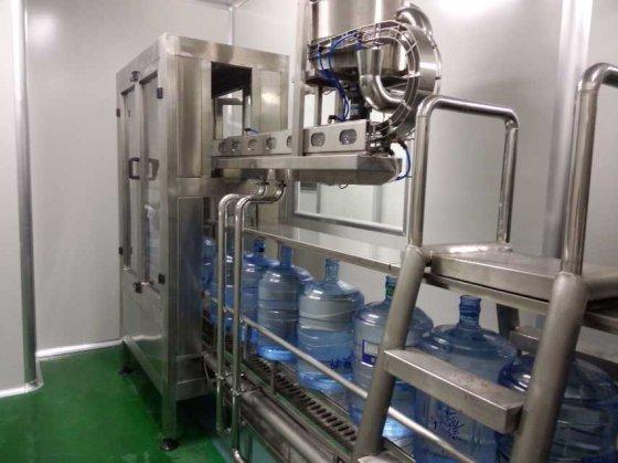 设备直销专业化印刷自动化桶装水厂家洗盖机高清大图尽在中国制造网招纸生产图片