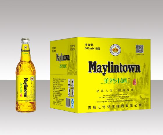 青岛美林小镇啤酒图片