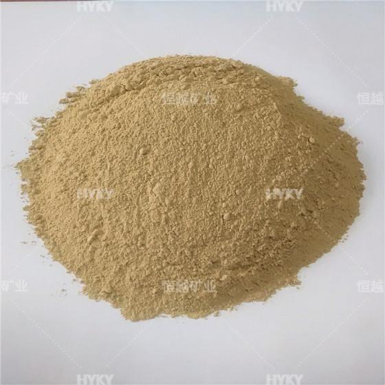大量提供厂家直供 钻井泥浆专用膨润土 造浆用膨润土