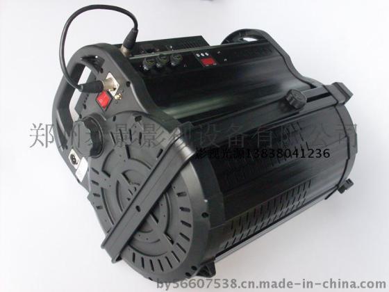 拟演播室LED300w聚光灯高照度高调光频率适