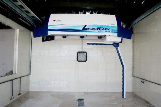 全自动洗车机图片,全自动洗车机高清图片-杭州镭速