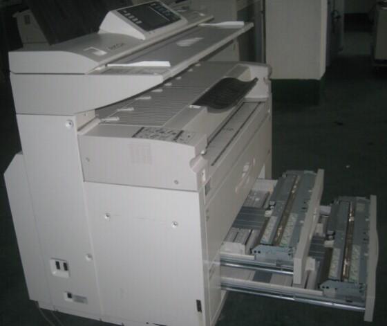 理光1800复印机坏了