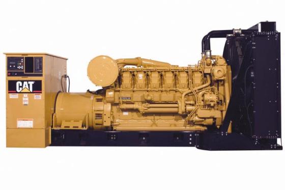 卡特彼勒柴油发电机组(7.6KW~4,000KW)