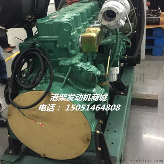 锡柴发动机锡柴240马力CA6DL1-24D发电机组用发动机