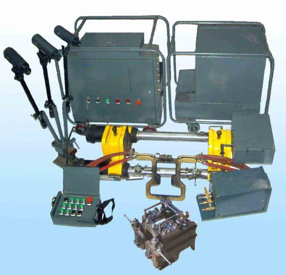 小型气压焊设备图片