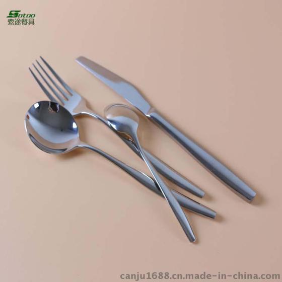 创意勺子,不锈钢餐具刀叉