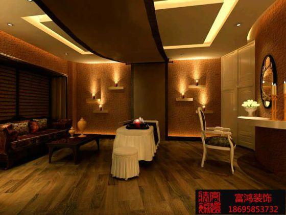 郑州美容院装修设计图片
