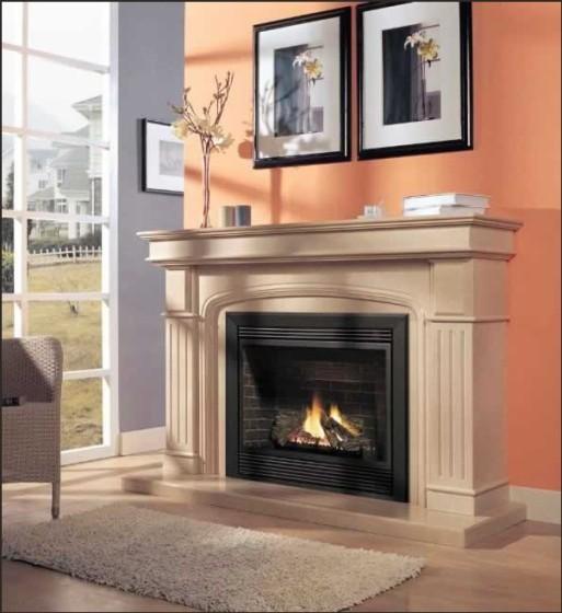 别墅欧式大理石壁炉fireplace【批发价格图片