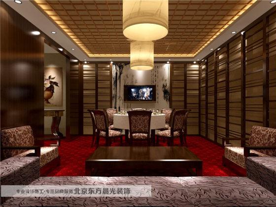 中式酒店装修效果图图片,中式酒店装修效果图高清图片 北京东方晨光