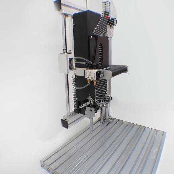 全无遮掩夥�&:n(ym�M\_ym-01-m弹性胶钉机vns adjustable needle distance machine梯形胶钉