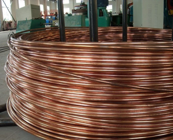 工业设备及设备其它组件及螺纹接地材料,铜覆钢包钢,钢铜镀铜圆线led组件灯泡加工图片