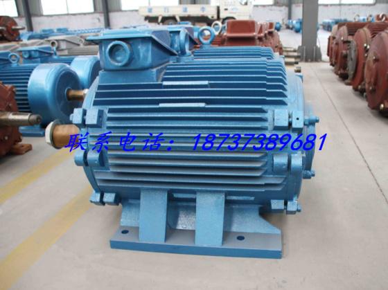河南起重电机厂低价出售YZR200L-8/15kw型电动机 双出轴电动机 密封性好 质量可靠 质保期长 三相异步电动机