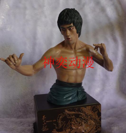 武术宗师,中国功夫 模型人物gk树脂