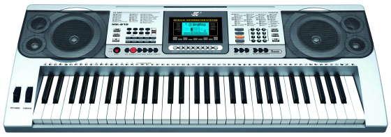美科电子琴 mk-810 钢琴键盘图片