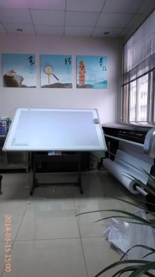 黑白CAD数字化仪/长地数字化仪CD-91200L/读cad服装打印样式图片
