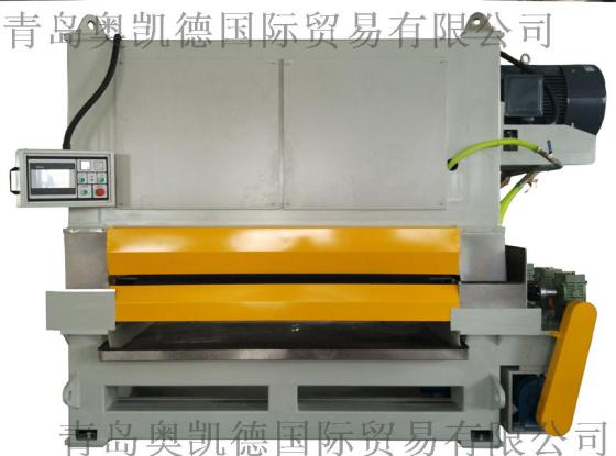 奥凯德MSD铝板抛光机